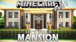 Small Mansion House Plans Minecraft Modern House Step By Step With Pictures Moncler