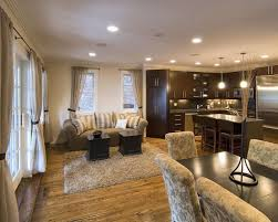 living room and kitchen color ideas living room kitchen combo paint ideas dark gray wall color small