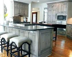 how do you stain kitchen cabinets black stained cabinets thenorthleft com