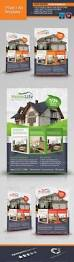 Real Estate Brochure Template by Real Estate Flyer Template By Grafilker Graphicriver