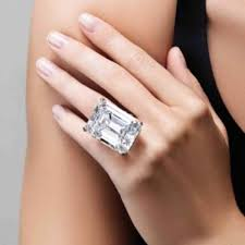 diamond ring cuts the ultimate emerald cut diamond ring