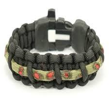paracord bracelet images Diy zombie paracord bracelet diy survival bracelet wazoo jpg
