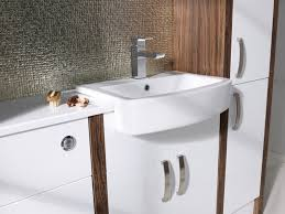 Fitted Bathroom Furniture White Gloss Bathroom Furniture