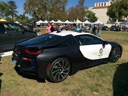 hybrid cars bmw bmw i8 lapd car photos