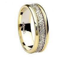 mens celtic rings men s knot wedding band celtic rings ltd