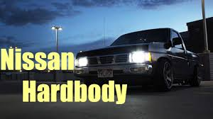 stanced nissan hardbody low nissan hardbody drift truck youtube