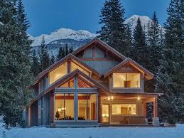 Log Cabin Luxury Homes Nicklaus North Whistler Luxury Home Rental Whistler Luxury Home
