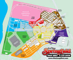 Springfield Map Welcome To Ohioswapmeet Com