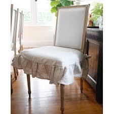 Linen Chair Slipcover Linen Chair Slipcover Wayfair