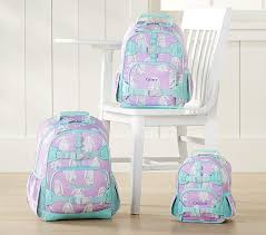 Pottery Barn Mackenzie Backpack Review Mackenzie Lavender Bunny Backpack Pottery Barn Kids