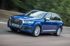 audi jeep 2016 audi sq7 2016 review auto express