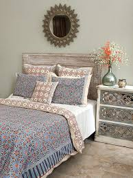Indian Inspired Bedding Luxury Indian Bedding Decorative Handmade Unique India Bedding