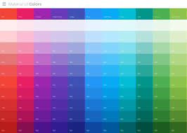 color pattern generator 4 tools for creating brilliant material design color pallets