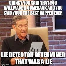 Best Comeback Memes - maury lie detector meme imgflip