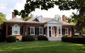 federal style house tom eblen house in bourbon county a mix of glorious and notorious