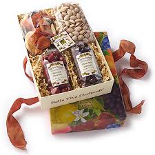 nut baskets viva orchards dried fruit nuts gift baskets chocolates