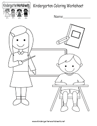 coloring coloring worksheets for preschool