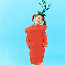 carrot costume costumes easy homemade halloween costumes and