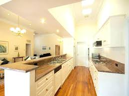 long kitchens long kitchen cabinets kitchen cabinets for small galley kitchen