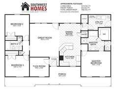 southwest floor plans beautiful southwest homes floor plans new home plans design