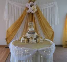 50th wedding anniversary table decorations 50th wedding anniversary party table decoration ideas low budget