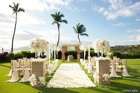 for wedding ceremony gorgeous wedding ceremonies the magazine