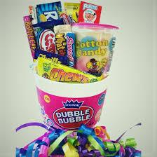 Candy Basket Dubble Bubble Nostalgic Candy Tub U2013 The Candy Cave Oakville