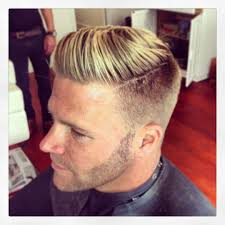 tight clean hairstyles 1975 men tapper on sides long on top kade pinterest haircuts hair