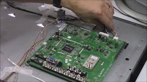 repair picture audio sound frozen screen video