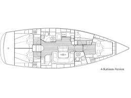 eros yacht layout sailing yacht bavaria 46 cruiser for charter in greece from 3 308