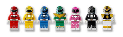 lego ideas mighty morphin power rangers