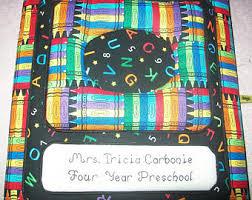 school days keepsake album school photo album etsy