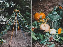 Halloween Wedding Inspiration Katie Pritchard