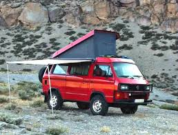 Westfalia Awning For Sale Saw A Vanagon Just Like This One In The State Park This Morning
