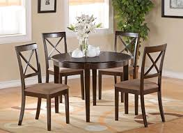 kitchen table oval 5 piece sets marble distressed finish 2 seats