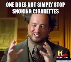 Smoking Meme - meme
