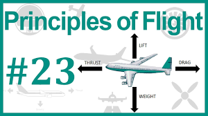 principles of flight lesson 7 part 1 atpl youtube