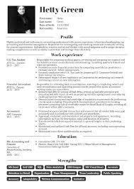 tax accountant resume sample tax accountant resume templates