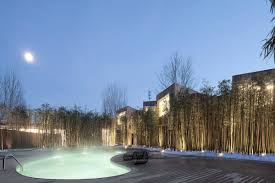 in beijing a design hotel in a natural setting ifdm