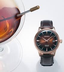 seiko presage ssa u0026 srpb u0027cocktail time u0027 watches for 2017