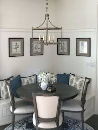 Kitchen Nook Lighting Vintage Dining Table Ideas For Kitchen Nook Lighting Kitchen
