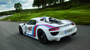 porsche spyder 918 order your porsche 918 spyder soon the hybrid supercar is