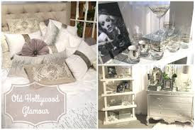 old hollywood glamour decor diy style glam on budget bedroom