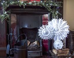 the paper snowflake company paper snowflake hanging christmas