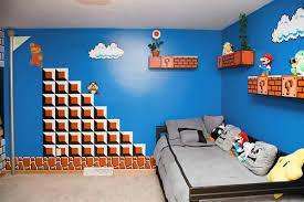 chambre mario décorez vos murs avec le papier peint original rooms