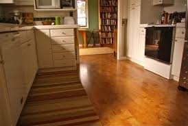 enchanting cork flooring for kitchens pros and cons unique kitchen