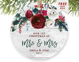 mrs and mrs etsy