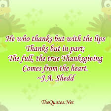 thanksgiving day quotes thequotes net motivational quotes