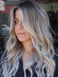 root drag hair styles 30 ash blonde hair color ideas that you ll want to try out right away