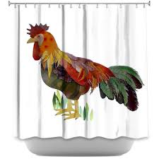 Good Valance Motifs Rooster Lace Curtains U2014 Jen U0026 Joes Design Rooster Curtains For